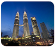02 Nights at KualaLumpur & 01 Night at Genting